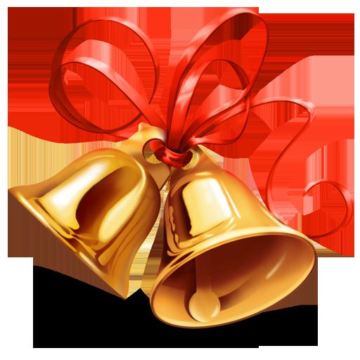 иконки  bell, колокольчики, колокольчик, новый год,
