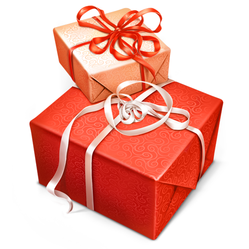иконки  box, подарки, подарок, новый год,