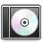 иконки CD, case, диск, упаковка диска,