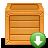иконки download, crate, коробка, скачать,