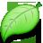 иконки leaf, листик, лист,