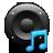 иконки music, музыка, динамик,