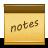 иконки notes, записка,