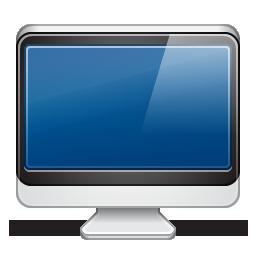 иконка imac, монитор, monitor,