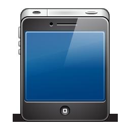 иконка iphone, айфон, телефон,