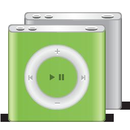 иконки ipod nano, плеер, ipod