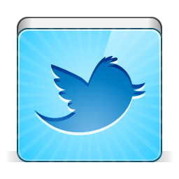 иконка twitter, твиттер, bird, птица, птичка,