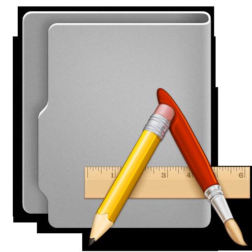 иконки applications, приложение, папка, folder,
