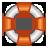 иконки  lifebuoy, спасательный круг,