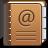 иконки Address book, записная книжка, address, book,