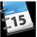 иконки календарь, calendar, ical,