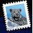 иконки почтовая марка,