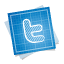 иконки blueprint, social, twitter, твиттер, план,