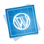 иконки blueprint, social, wordpress, вордпресс,