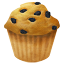 иконки muffin, кекс,