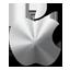 иконка apple, яблоко,