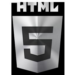 иконка html5, html 5,