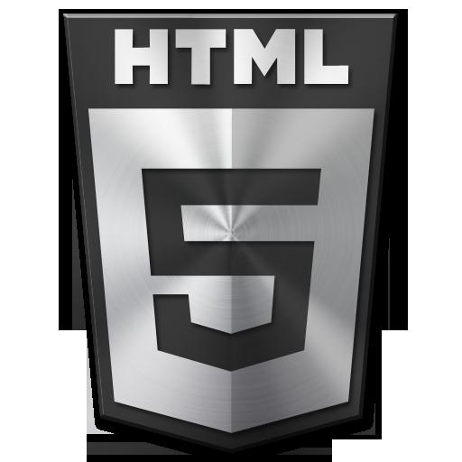 иконки html5, html 5,