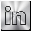 иконки linkedin,