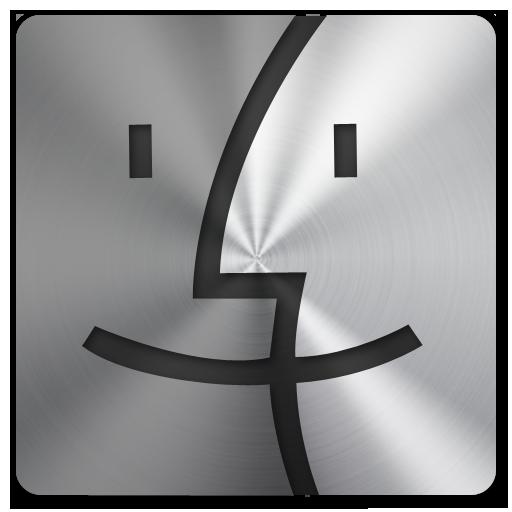 иконки mac, макинтош,