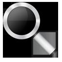 иконки magnifier, лупа,