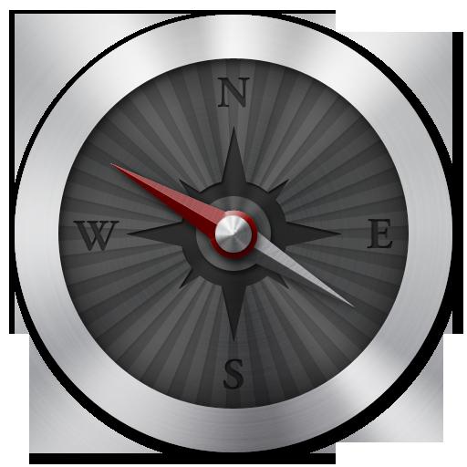 иконки navigation, навигация, компас,