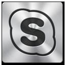 иконка skype, скайп,