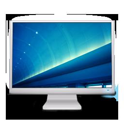 иконка display, monitor, дисплей, монитор,
