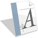иконки Font Type, шрифт,