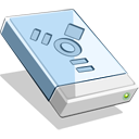 иконки firewire drive, жесткий диск,