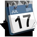 иконки iCal, календарь,