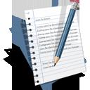 иконки edit text, редактировать текст, редактировать документ,