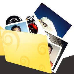 иконка folder, photos, папка, папка фотографий, фотографии, изображение,