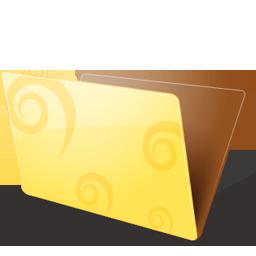 иконка folder, open folder, open, открытая папка, папка,