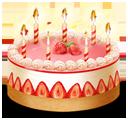 иконки cake, торт,