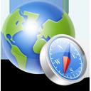 иконки globe, глобус, земной шар, земля, планета, интернет, компас,