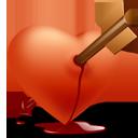 иконки  разбитое сердце, любовь, heart,