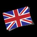 иконка flag, флаг, флаг Великобритании, великобритания,