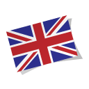 иконки flag, флаг, флаг Великобритании, великобритания,