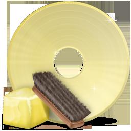 иконки Nettoyage, очистка диска, диск,