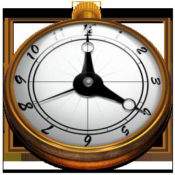 иконки часы, время,