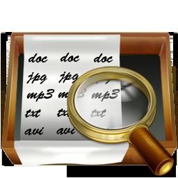 иконки recherche doc, поиск в документе, документ,