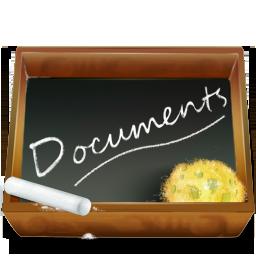 иконки папка, документы,