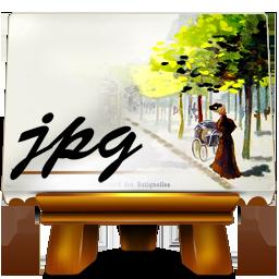 иконки fichiers jpg, jpg файлы,