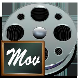 иконки fichiers mov, mov файлы,