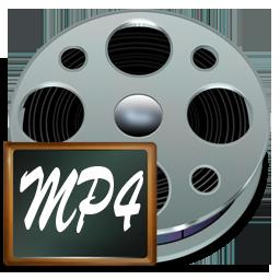 иконки fichiers mp4, mp4 файлы,