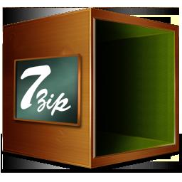 иконки 7zip архив, 7zip,