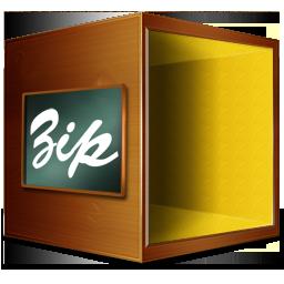 иконки zip архив, zip,