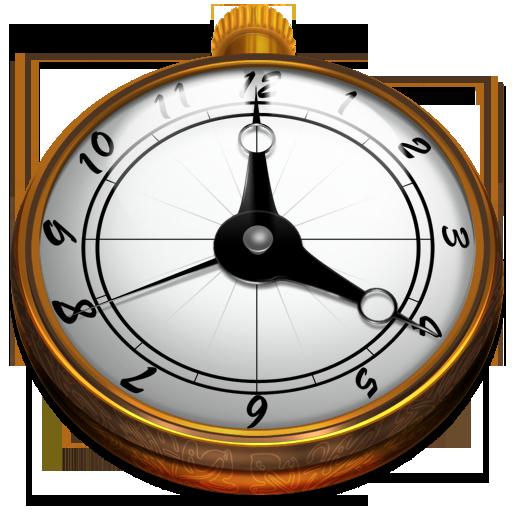 иконки время, часы,
