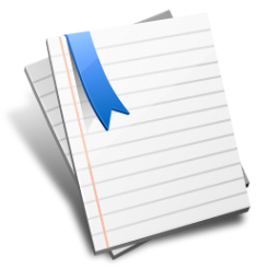 иконки документ, document, bookmark, закладка, note, блокнот, бумага,